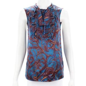 MARC BY MARC JACOBS BLOUSE SIZE 4 NWT